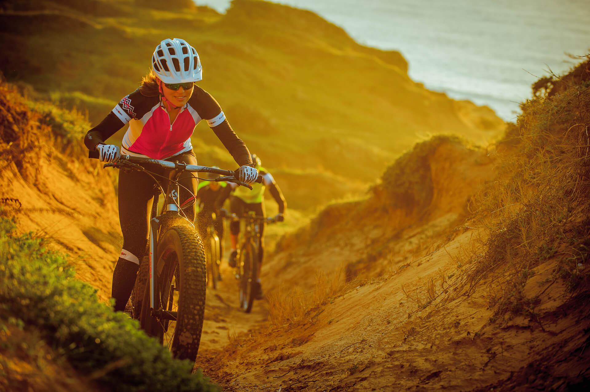 Funkier Bike Ride Wild